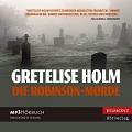 Rezension: Die Robinson-Morde von Gretelise Holm (Hörbuch)
