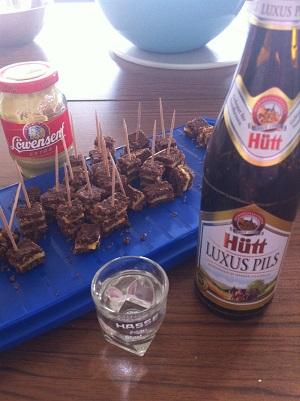 Mein Karnevalsfrühstück :)