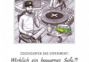 Couchsurfen das Experiment